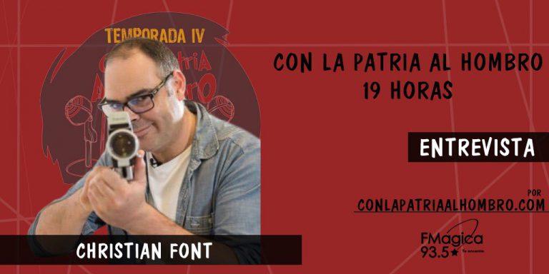 Entrevista a Christian Font