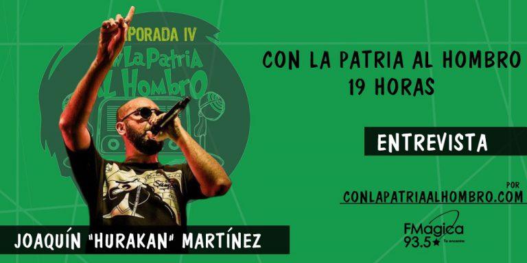 Entrevista a Hurakan Martinez