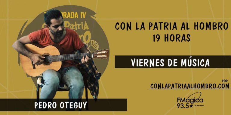 Entrevista a Pedro Oteguy