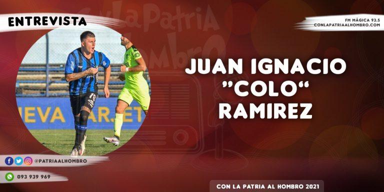 Entrevista al Colo Ramírez