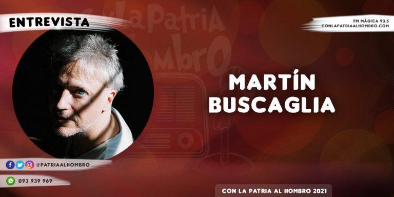 Entrevista a Martín Buscaglia