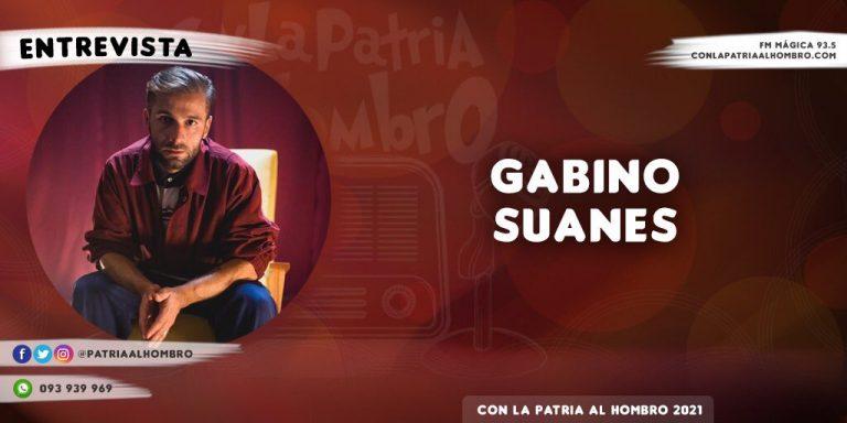 Entrevista a Gabino Suanes