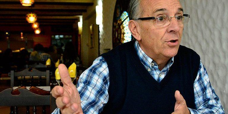 """""""Voy a hacer todo lo posible para que Decurnex tenga otro período en Nacional"""", José López Rubio"""