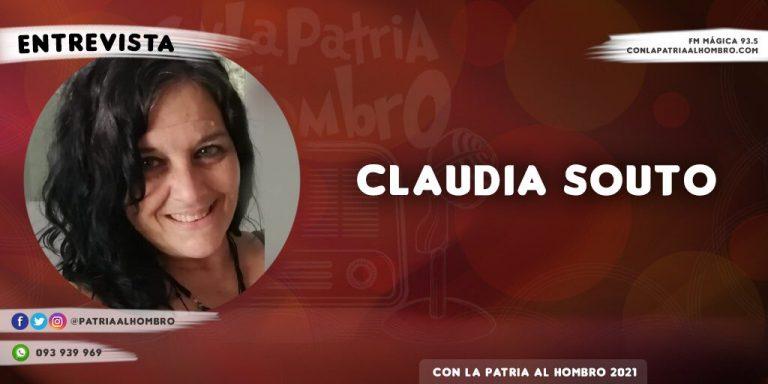 Entrevista a Claudia Souto, Presidenta de la Asociación de Fibromialgia