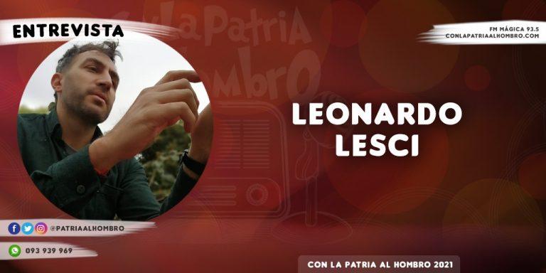 Entrevista a Leonardo Lesci, integrante de Editorial Hurí