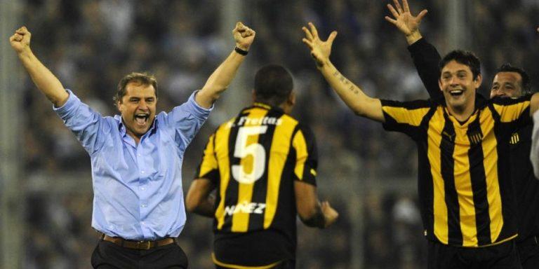 Peñarol Finalista Copa Libertadores 2011