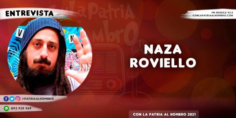 Naza Roviello analizó las elecciones PASO en Argentina