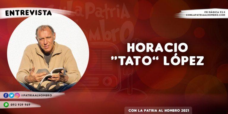 Entrevista a Tato Lopez